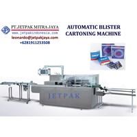 Mesin Pembuat Kemasan Automatic Blister Cartoning Machine 1