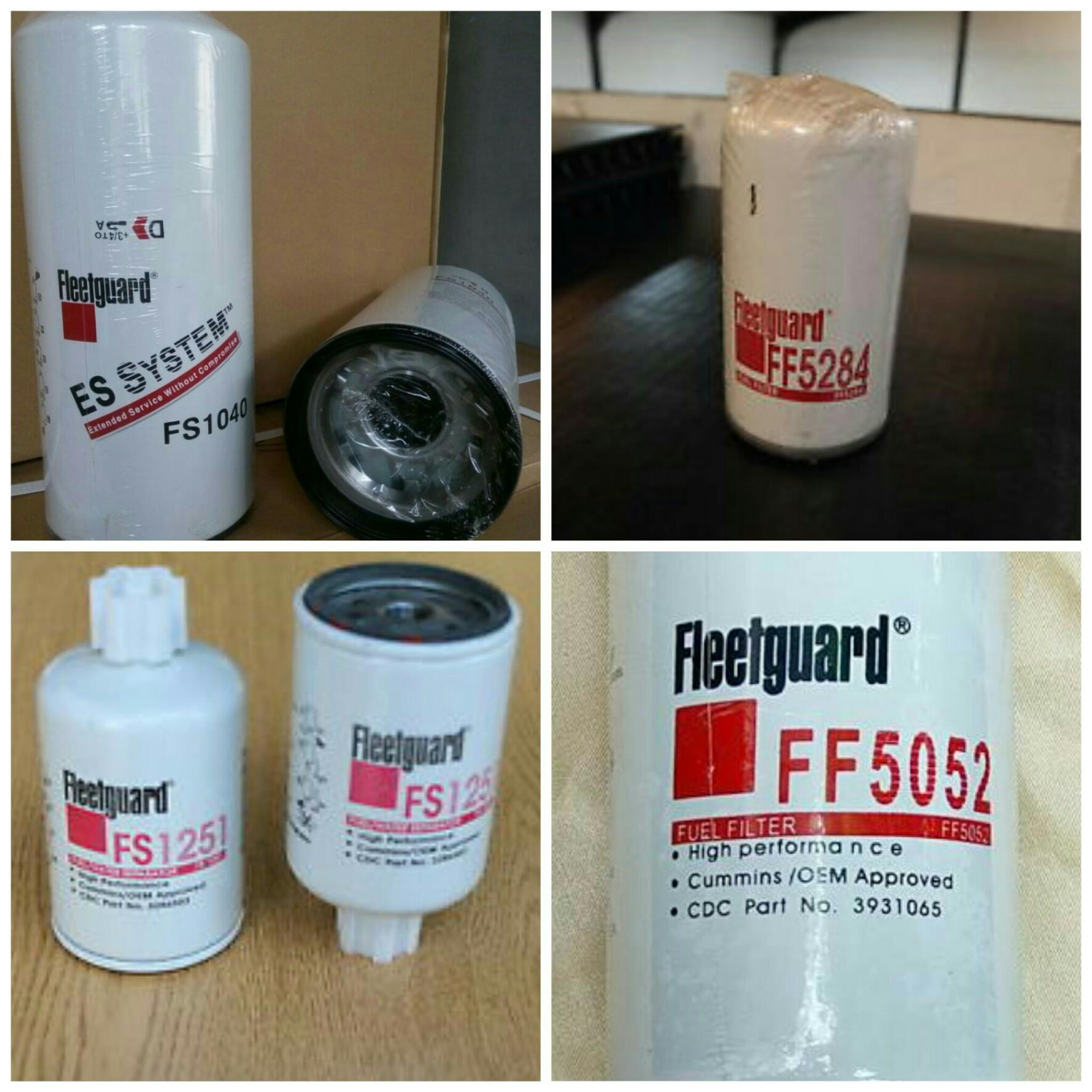 Sell Fleetguard Fuel Filter From Indonesia By Pt Arkananta Ganendra Filters For Diesel Perkasacheap Price