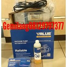 Vacuum pump value model VE225N