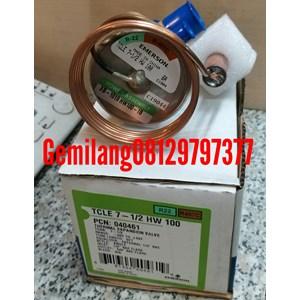 Expantion valve TCLE 7-1/2 HW 100