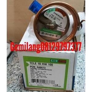 Expantion valve TCLE 10 HW 100
