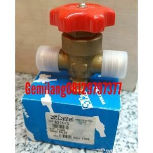 Hand valve castel