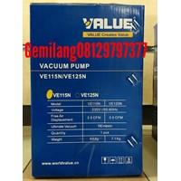 Vacuum pump value 115N