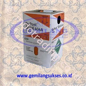Gas Freon Suva R404a Dupont