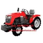 Mesin Traktor Sawah 4 Roda -  Mesin Pengolah Padi 1