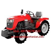 Mesin Traktor Sawah 4 Roda -  Mesin Pengolah Padi