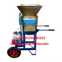Mesin Pengupas Kulit Kopi Basah - Pulper Kopi - Portable dengan Roda -  Mesin Pengolah Kopi