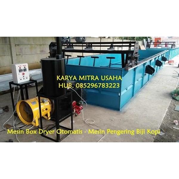 Mesin Box Dryer - Mesin Pengering Kopi Pengaduk Otomatis -  Mesin Pengolah Kopi
