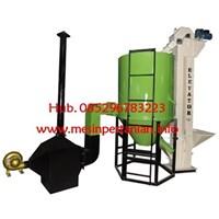 Mesin Vertikal Dryer Bucket Elevator - Mesin Pengering Kopi Bucket Elevator -  Mesin Pengolah Kopi