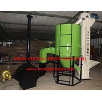 Jual Mesin Vertikal Dryer Bucket Elevator - Mesin Pengering Kopi Bucket Elevator -  Mesin Pengolah Kopi  2