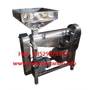 Mesin pengupas (Kulit Tanduk) Kopi Kering - Huller Kopi Stainless - Mesin Pengolah Kopi