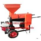 Mesin Pengupas (Kulit Tanduk) Kopi Kering - Huller Kopi Besi - Portable dengan Roda - Mesin Pengolah Kopi 2