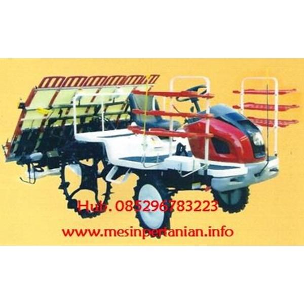 Mesin Penanam Padi Modern (NSPU-68C) - Mesin Pengolah Padi