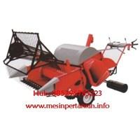 Mesin Combine Harvester - Mesin Panen Padi -  Mesin Pengolah Padi