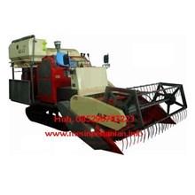 Mesin Combine Harvester KMU 2.2  Untuk Padi -  Mesin Pengolah Padi