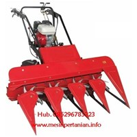 Mesin Potong Panen Padi - Paddy Reaper - Mesin Pengolah Padi