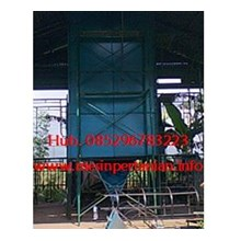 Mesin Vertical Dryer - Mesin Pengering Kopi Vertikal -  Mesin Pengolah Kopi