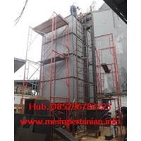 Jual Mesin Vertical Dryer - Mesin Pengering Jagung Vertikal - Jagung