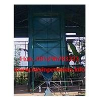 Distributor Mesin Vertikal Dryer - Mesin Pengering Padi Vertikal -  Mesin Pengolah Padi  3