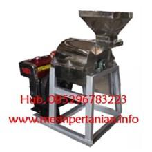 Mesin Penepung Bubuk Tapioka Basah Singkong - Singkong