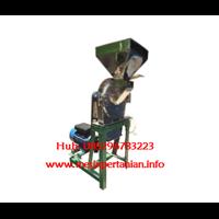 Jual Mesin Penepung Gula Aren - Mesin Diskmill Stainless Kap. 55 kg -  Gula Aren