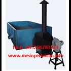 Mesin Box Dryer ( Mesin Pengering Jagung ) Kap. 1 ton - Jagung 1