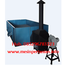Mesin Box Dryer ( Mesin Pengering Kopi ) Kap. 1 ton - Kopi