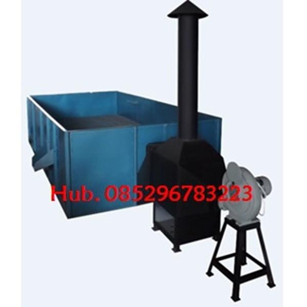Mesin Box Dryer Kopi 3 Ton - Mesin Pengering Horizontal Kap. 3 Ton -  Mesin Pengolah Kopi - Mesin Pengering Biji