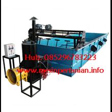 Mesin Box Dryer Jagung 3 Ton - Mesin Pengering Horizontal Kap. 3 Ton - Jagung