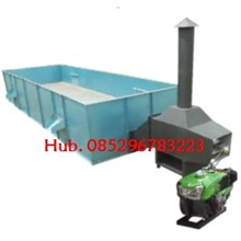 Mesin Box Dryer Jagung 3 Ton - Mesin Pengering Hor
