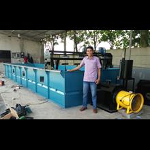 Mesin Box Dryer Kopi 5 Ton - Mesin Bed Dryer - Mesin Pengering Kapasitas Kopi 5 Ton -  Mesin Pengolah Kopi