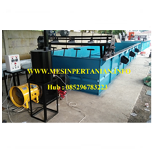 Mesin Box Dryer Jagung 5 Ton - Mesin Bed Dryer - Mesin Pengering Jagung Kapasitas Jagung 5 Ton - Jagung