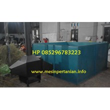 Mesin Box Dryer Kopi 1 Ton - Mesin Bed Dryer - Mes