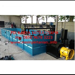 Mesin Box Dryer Kopi 1 Ton - Mesin Bed Dryer - Mesin Pengering Kopi  Kapasitas 1 Ton -  Mesin Pengolah Kopi