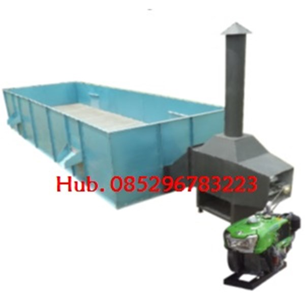 Mesin Box Dryer Kopi 1 Ton - Mesin Bed Dryer - Mesin Pengering Kopi  Kapasitas 1 Ton -  Mesin Pengolah Kopi - mesin pengering jagung