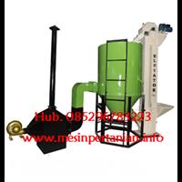 Mesin Vertikal Dryer Kopi 1 Ton - Mesin Pengering Vertikal Kopi 1 Ton -  Mesin Pengolah Kopi  1