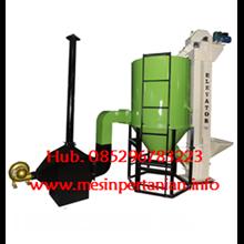 Mesin Vertikal Dryer Kopi 1 Ton - Mesin Pengering Vertikal Kopi 1 Ton -  Mesin Pengolah Kopi