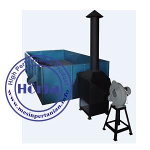 Mesin Pengering Jagung - Mesin Box Dryer Jagung - Jagung