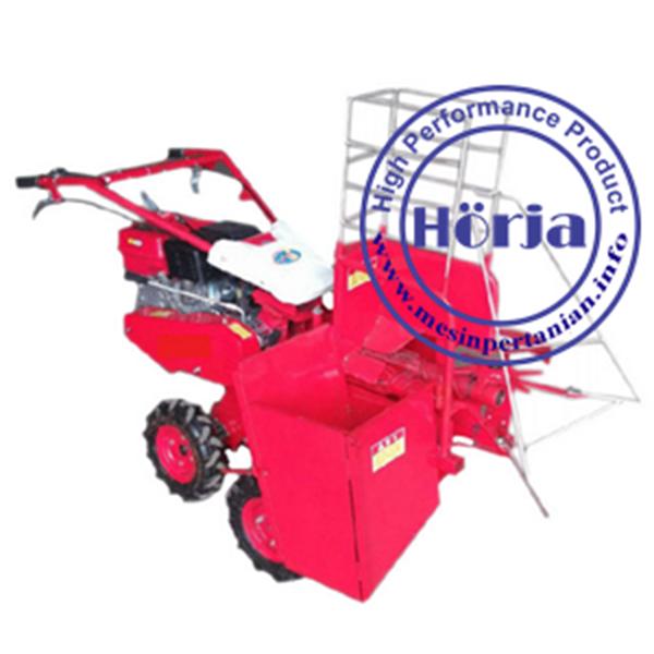 Mesin Pemanen Jagung Mini - Mesin Combine Harvester Mini - Jagung
