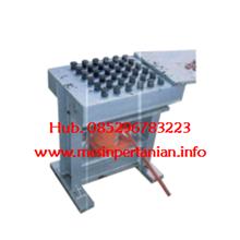 Manual Press Hydrolic Briket Arang -  Mesin Pengolah Kelapa
