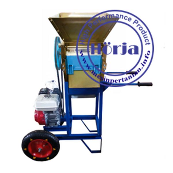 Mesin Pengupas Kulit Kopi Basah - Mesin Pulper Kopi - Mesin Pulper Portable dengan Roda -  Kopi