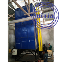Mesin Vertical Dryer Padi - Mesin Pengering Padi 5 Ton - Mesin Pengolah Padi