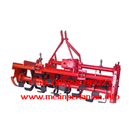 Implement Traktor Rotary Tiller Disc Plow Roda Besi Traktor