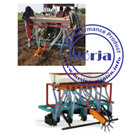 Mesin Penanam Jagung dan Pupuk dengan Traktor Besar -  Mesin Penanam Jagung  2