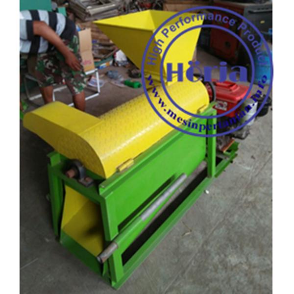 Mesin Perontok Jagung dengan Kelobot Type CORN-EC02 - Jagung