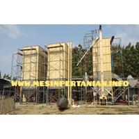 Jual Mesin Vertical Dryer Kapasitas 10 Ton/Proses - Mesin Pengering Padi 10 Ton Mesin Pengolah Padi