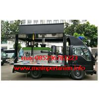 Mesin Incinerator Mobil - Mesin Insinerator - Mesin Incinerator