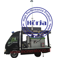 Distributor Mesin Incinerator Mobil - Mesin Insinerator - Mesin Incinerator  3