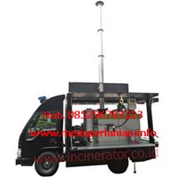 Jual Mesin Incinerator Mobil - Mesin Insinerator - Mesin Incinerator  2