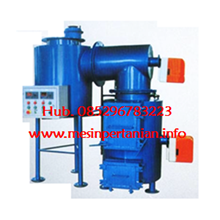 Incinerator Kapasitas 5 kg Per batch Double Burner Mesin Incinerator